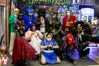 Cosplay Contest at Gamers and Geeks in Mobile, Alabama